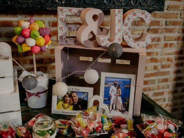 La boda de Elena y Jose Carlos en Miraflores De La Sierra, Madrid 151