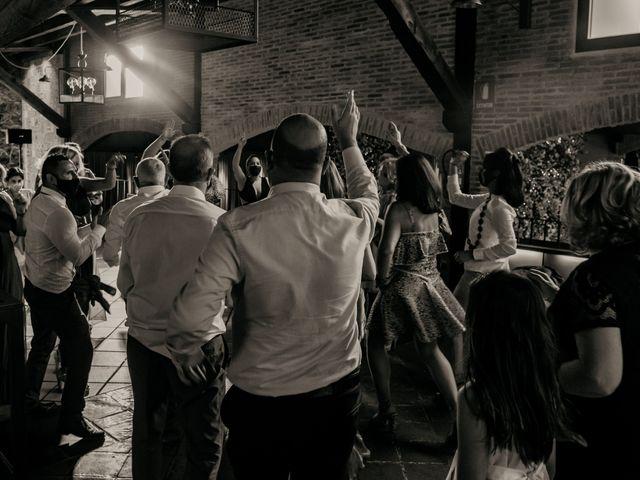 La boda de Elena y Jose Carlos en Miraflores De La Sierra, Madrid 157