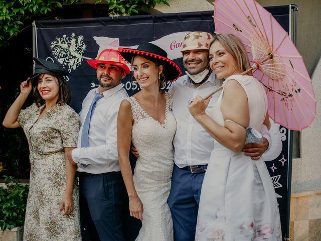 La boda de Elena y Jose Carlos en Miraflores De La Sierra, Madrid 159