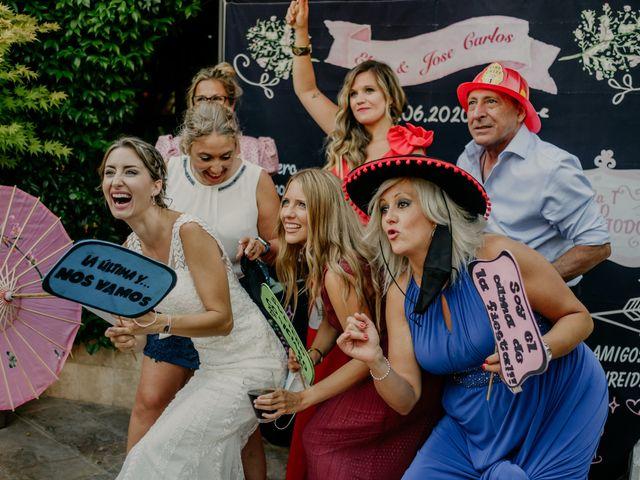 La boda de Elena y Jose Carlos en Miraflores De La Sierra, Madrid 161