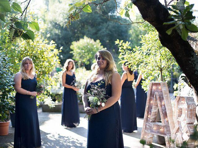 La boda de Fer y Alba en Vigo, Pontevedra 19