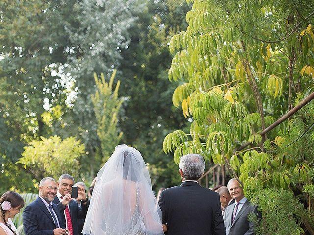 La boda de Fer y Alba en Vigo, Pontevedra 24
