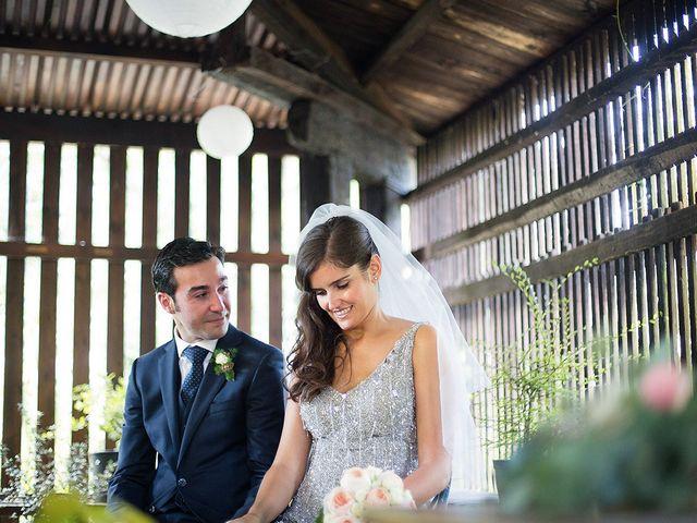 La boda de Fer y Alba en Vigo, Pontevedra 26