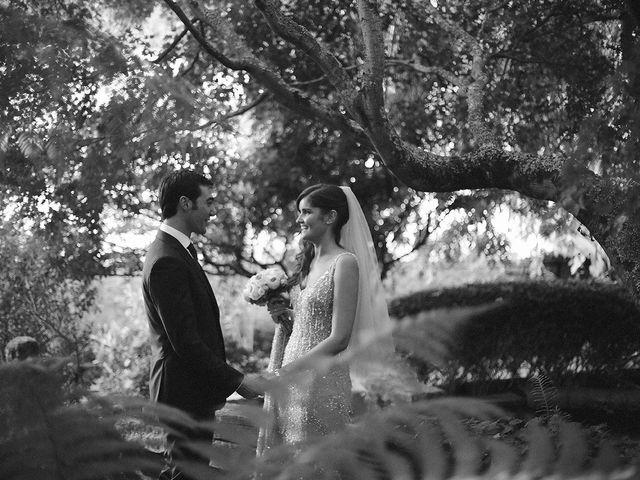 La boda de Fer y Alba en Vigo, Pontevedra 40