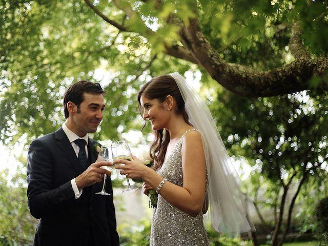 La boda de Fer y Alba en Vigo, Pontevedra 44