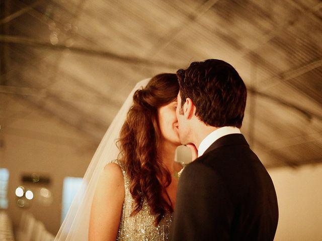 La boda de Fer y Alba en Vigo, Pontevedra 107