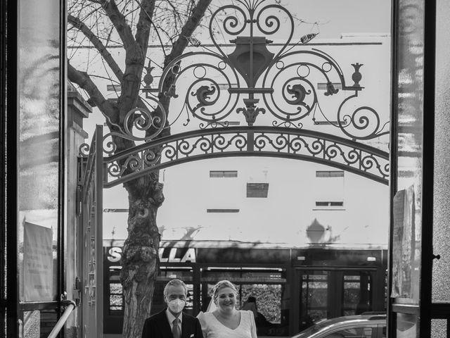 La boda de Diego y Pilar en Sevilla, Sevilla 3