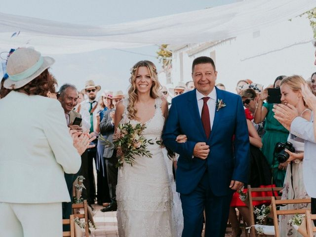 La boda de Humberto y Sandra en Almería, Almería 13
