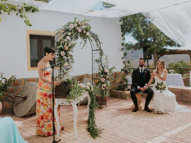 La boda de Humberto y Sandra en Almería, Almería 14