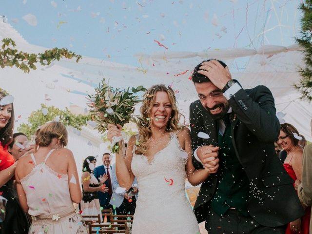 La boda de Humberto y Sandra en Almería, Almería 16