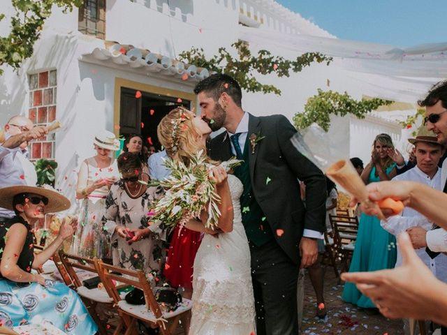 La boda de Humberto y Sandra en Almería, Almería 17