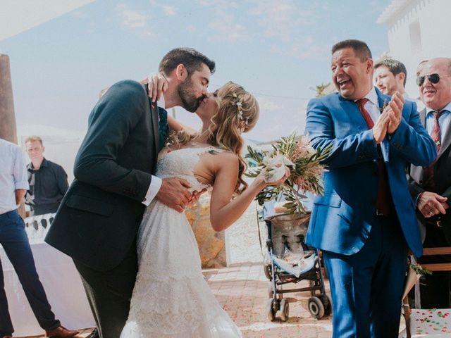 La boda de Humberto y Sandra en Almería, Almería 18