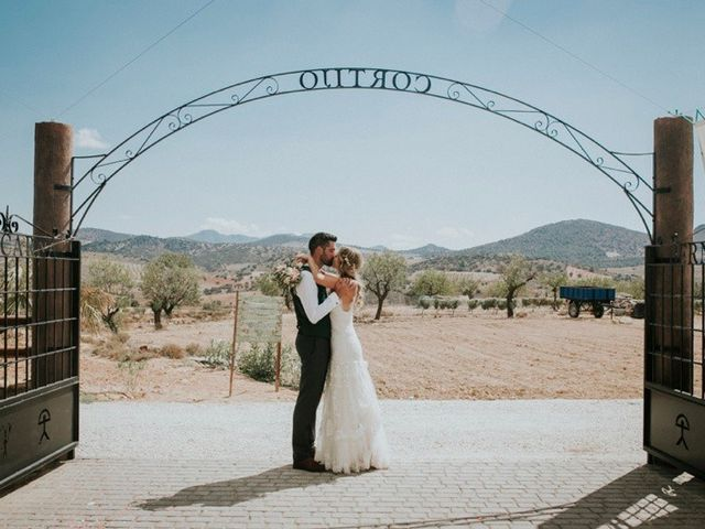 La boda de Humberto y Sandra en Almería, Almería 19