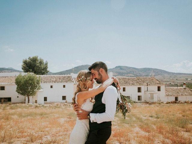 La boda de Humberto y Sandra en Almería, Almería 20