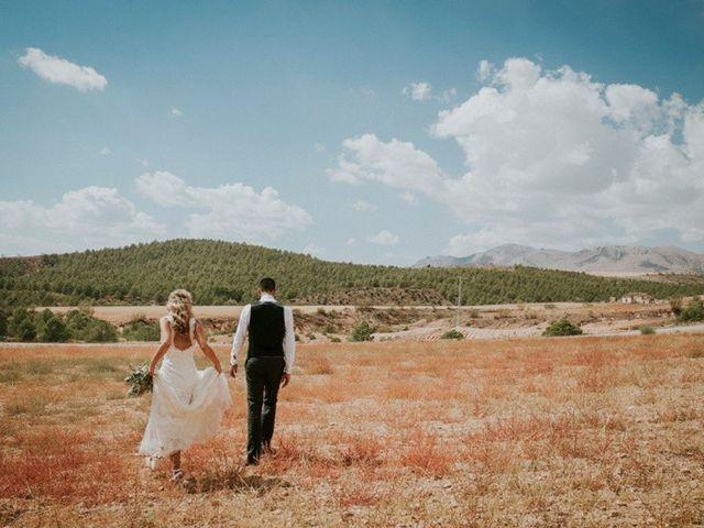 La boda de Humberto y Sandra en Almería, Almería 21