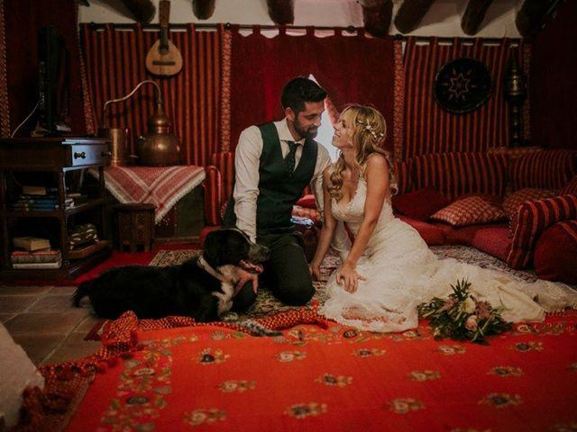 La boda de Humberto y Sandra en Almería, Almería 22