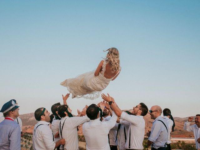 La boda de Humberto y Sandra en Almería, Almería 30