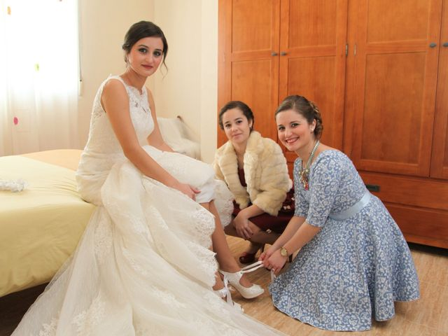 La boda de Manuel y Irene en Albatera, Alicante 10