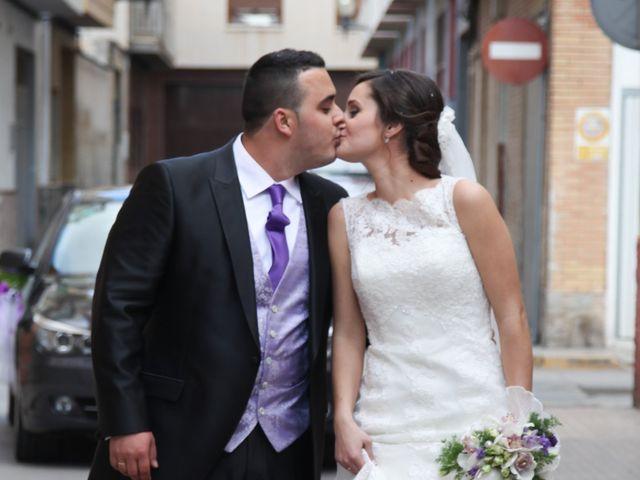 La boda de Manuel y Irene en Albatera, Alicante 21