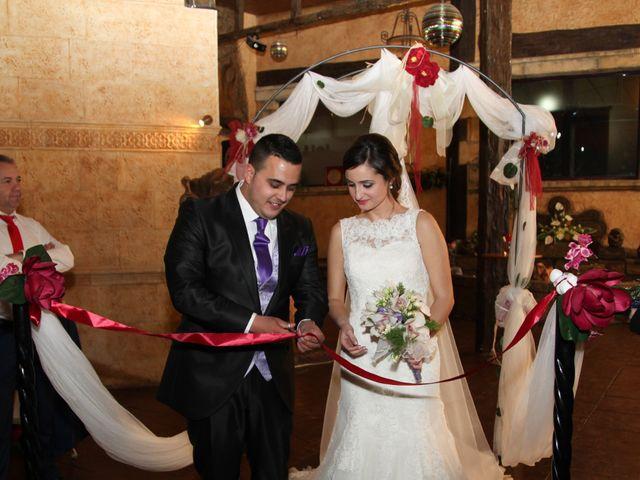 La boda de Manuel y Irene en Albatera, Alicante 22