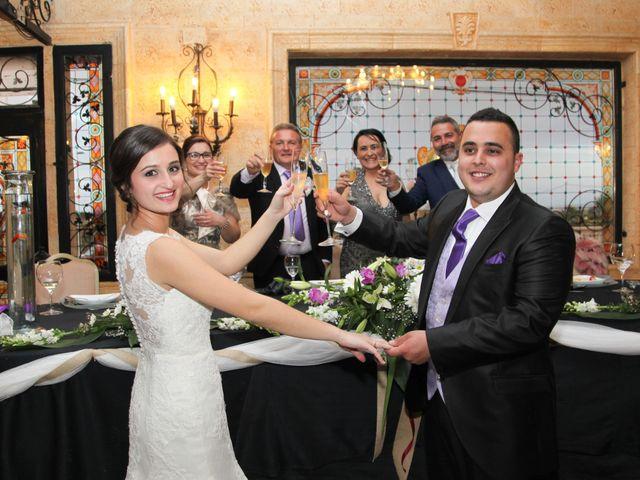 La boda de Manuel y Irene en Albatera, Alicante 25