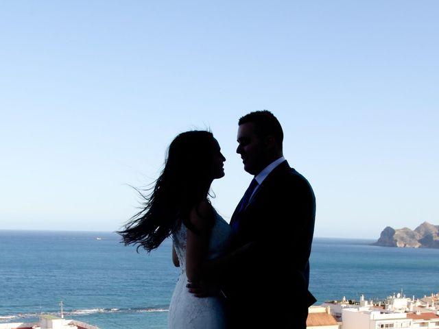 La boda de Manuel y Irene en Albatera, Alicante 33