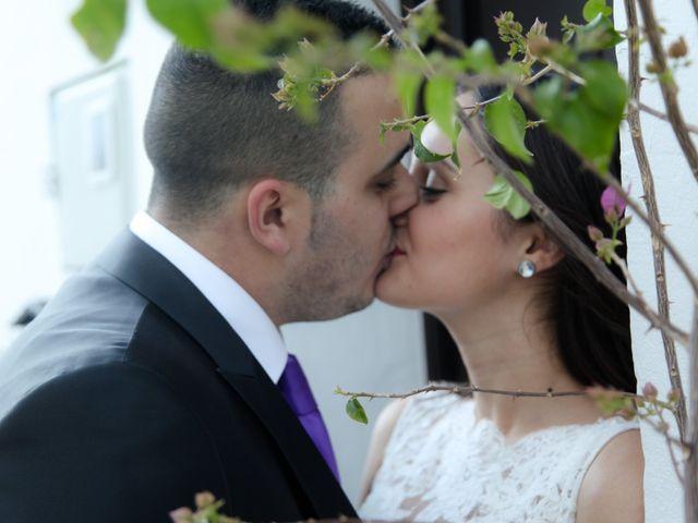 La boda de Manuel y Irene en Albatera, Alicante 34