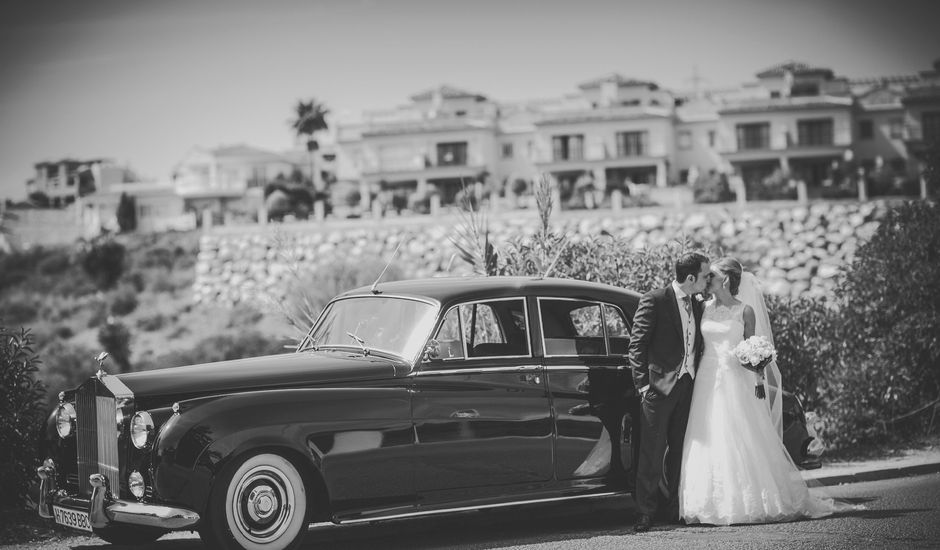 La boda de Nacho y Eva en Fuengirola, Málaga