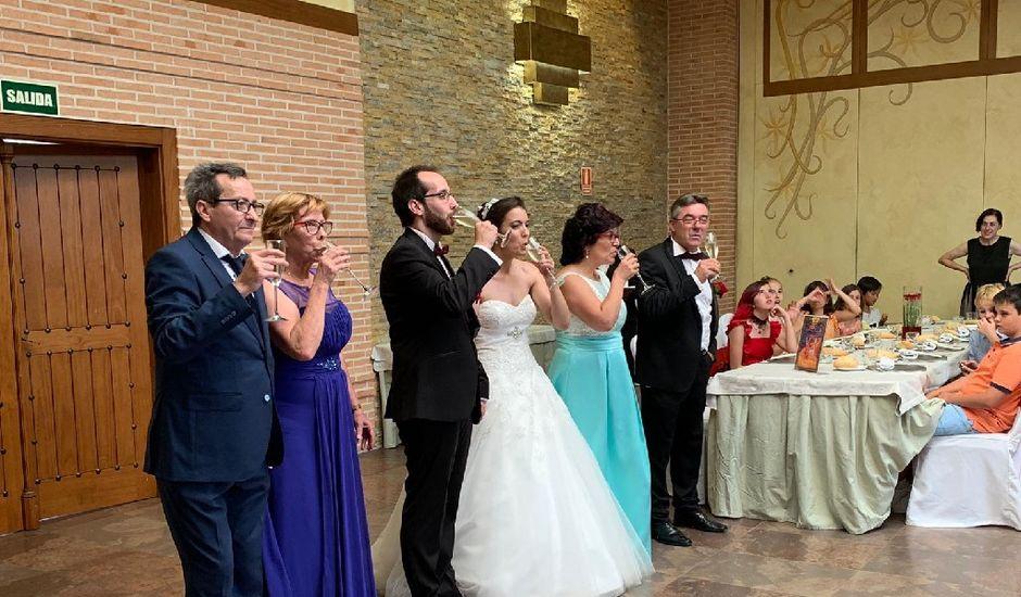 La boda de Diego y Sheila en Carranque, Toledo
