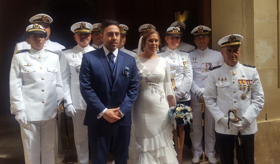 La boda de Francisco Javier  y Evelyn  en Cartagena, Murcia