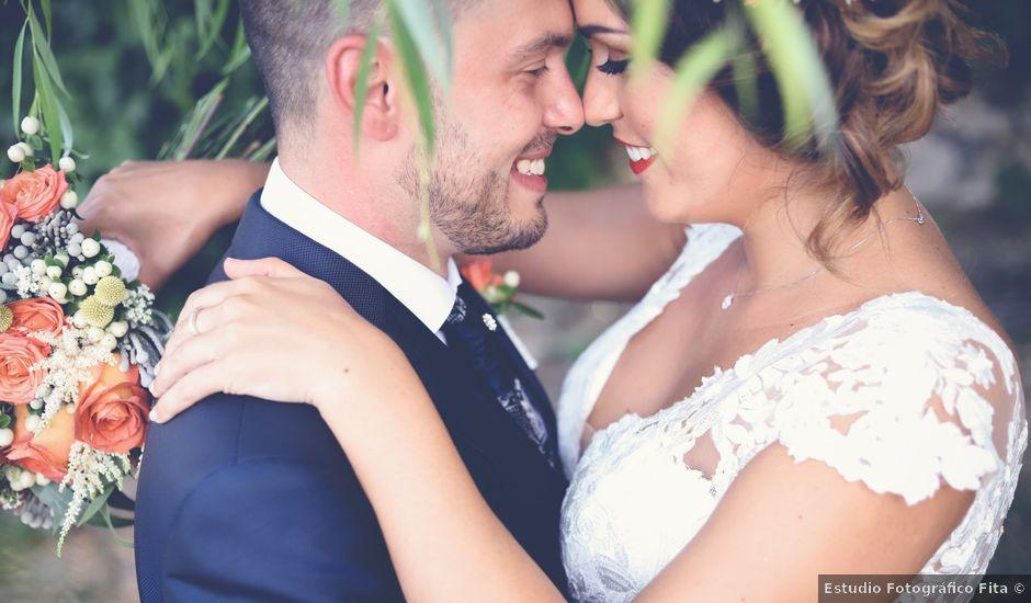 La boda de Ramón y Ana en Castalla, Alicante