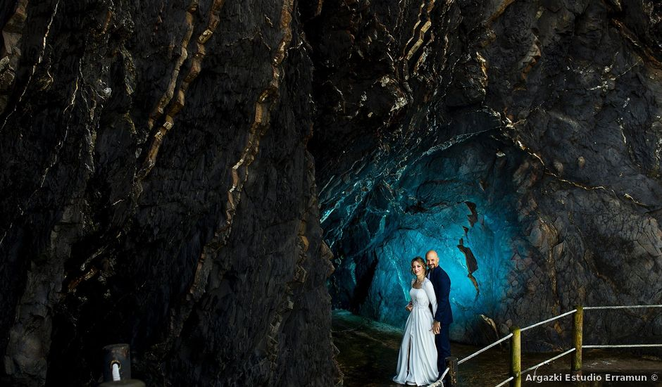 La boda de Julio y Esti en Argomaniz, Álava
