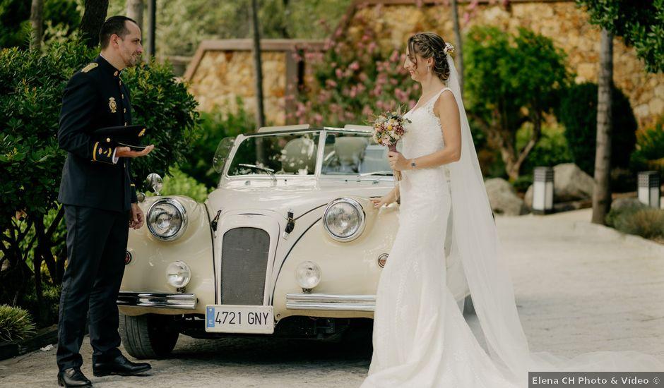 La boda de Elena y Jose Carlos en Miraflores De La Sierra, Madrid