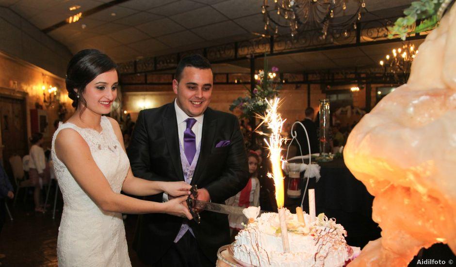La boda de Manuel y Irene en Albatera, Alicante
