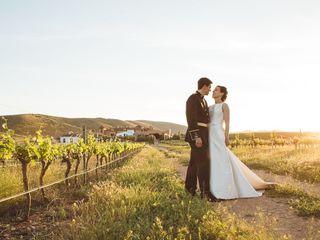 La boda de Virginia y Ángel