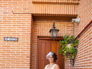 La boda de Carla y Julio 2