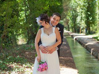 La boda de Carla y Julio