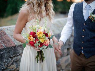 La boda de Florencia y Eduardo