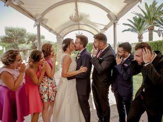 La boda de Bea y Javier