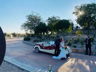 La boda de Fani y Ramsés