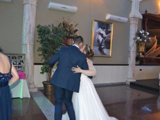 La boda de Olga  y Ginés 2
