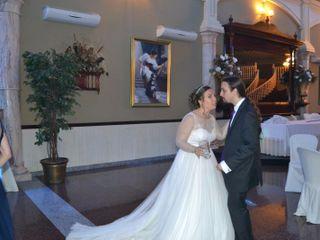 La boda de Olga  y Ginés 3