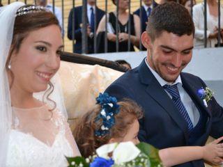 La boda de Olga  y Ginés