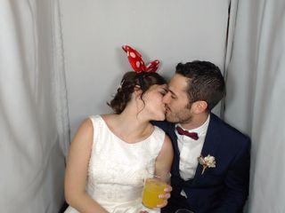 La boda de Nerea y Alfonso