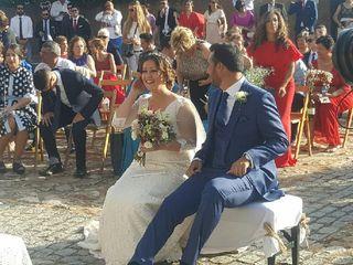 La boda de Luz María y David