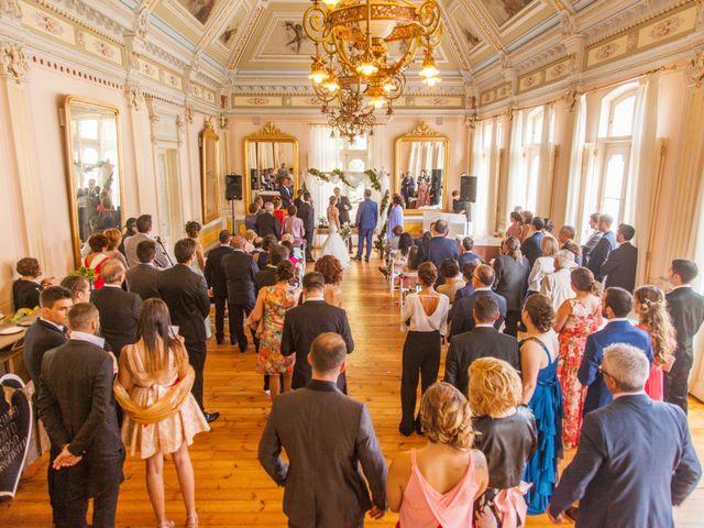 La boda de Andrés y Raquel en Oviedo, Asturias 1