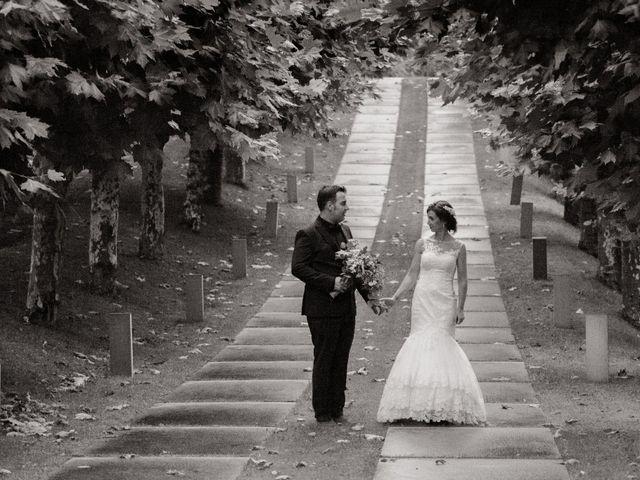 La boda de Andrés y Raquel en Oviedo, Asturias 5