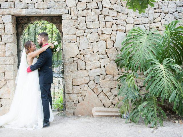 La boda de Toni y Joana en Palma De Mallorca, Islas Baleares 9