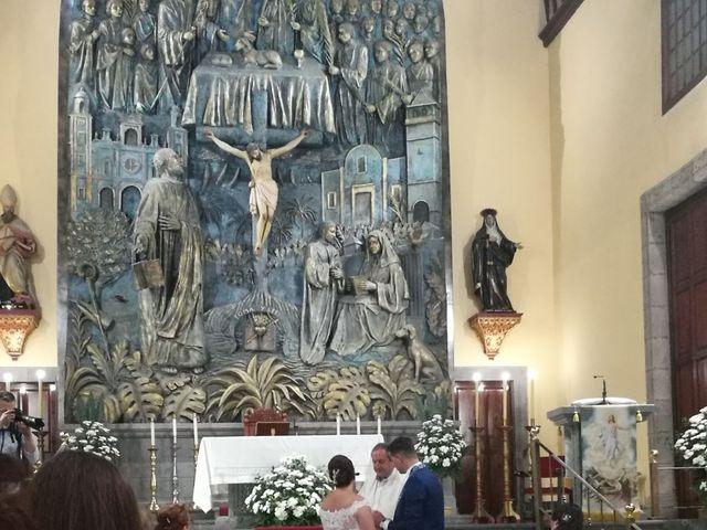 La boda de Ayose y Yaiza en Las Palmas De Gran Canaria, Las Palmas 1