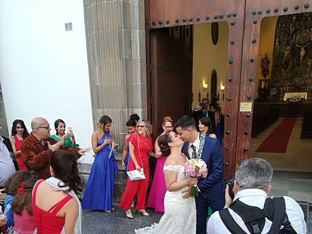 La boda de Ayose y Yaiza en Las Palmas De Gran Canaria, Las Palmas 7